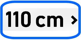 Matratze-Gr-sse_110-cm_grau_blau
