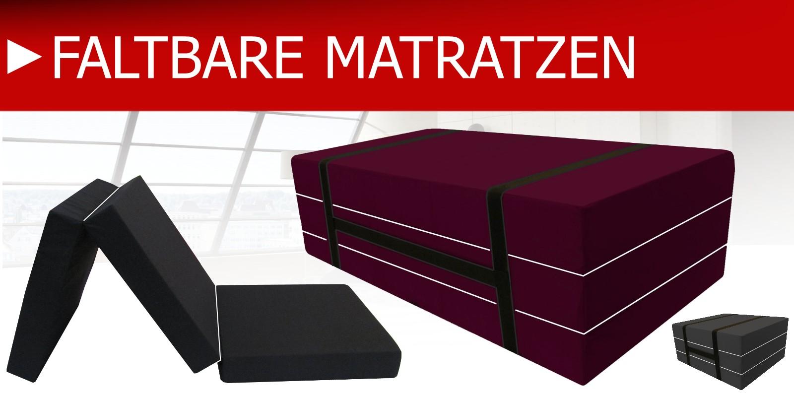 faltbare-Matratzen-Klappmatratzen-Faltmatratzen-Gaestematratzen-Outdoor-Matratzen