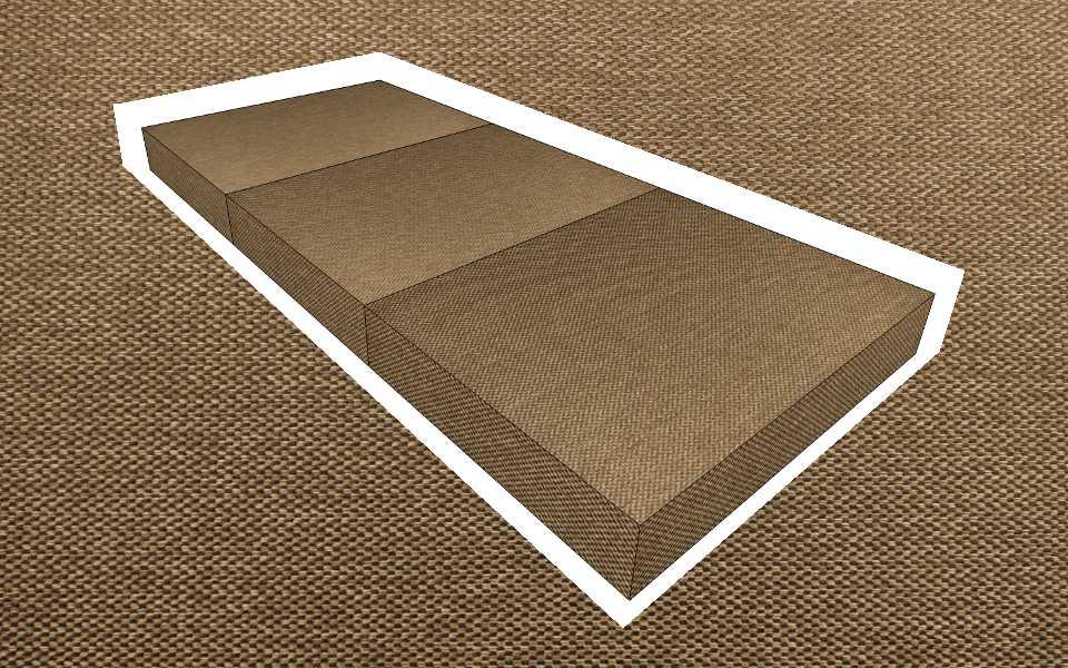 klappmatratzen nach ma typ neapel aus komfortschaum matratzen compass. Black Bedroom Furniture Sets. Home Design Ideas