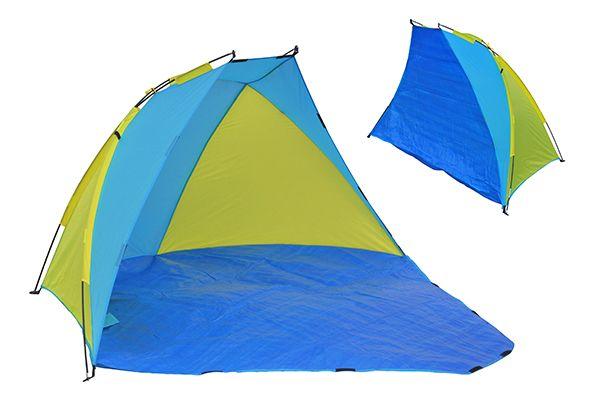 Strandmuschel Nylon Maße: 250x120x120cm